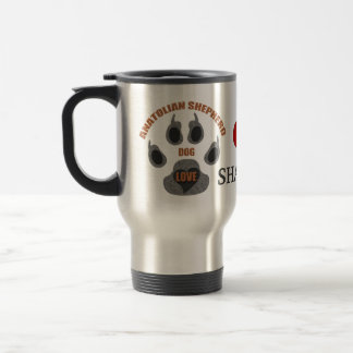 Anatolian Shepherd Dog Breed Personalized Mug