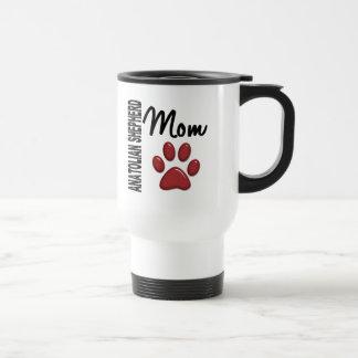 Anatolian Shepherd Mom 2 Stainless Steel Travel Mug
