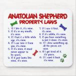 ANATOLIAN SHEPHERD Property Laws 2 Mouse Mats
