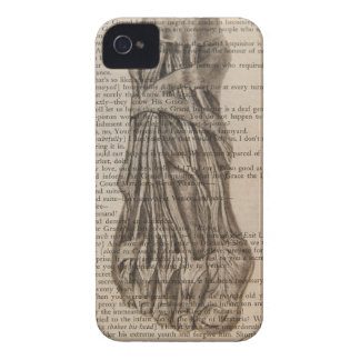 anatomical foot iPhone 4 Case-Mate case