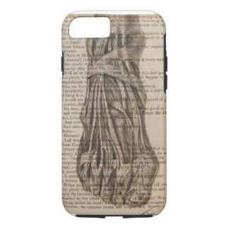 anatomical foot iPhone 7 case