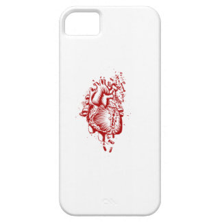 Anatomical Heart Case For iPhone 5/5S