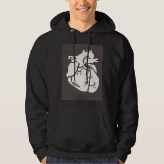Anatomical Heart Hoodie