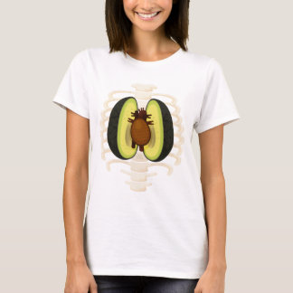 Anatomy of an Avocado T-Shirt