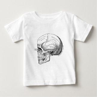 Anatomy of Skull Tee Shirts