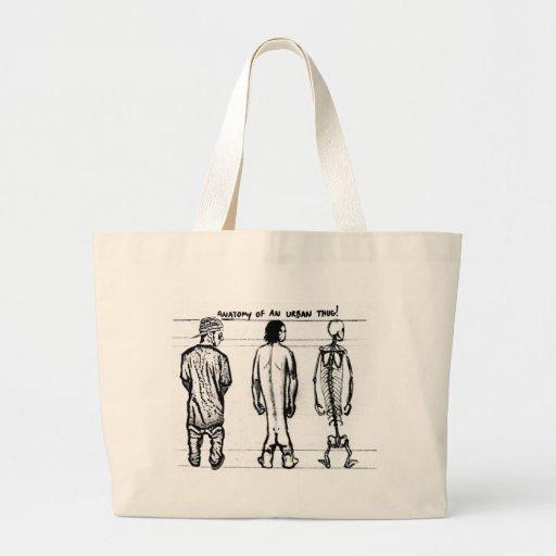 Anatomy of urban thug bag
