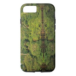 Anavilhanas, Amazonas, Brazil. Rainforest river iPhone 8/7 Case