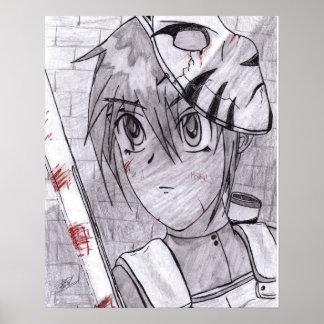 Anbu Ninja Poster