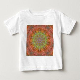 Anca Sofia Decorative Art: fractals -mandala Baby T-Shirt