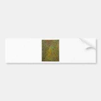 Anca Sofia Decorative Art: YOUNG FOREST Bumper Sticker