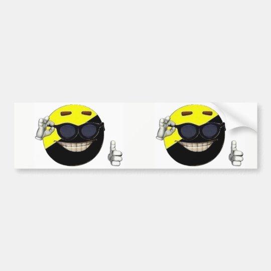 "Ancap Ball Silver Tier Bumper Sticker ""Two for One"