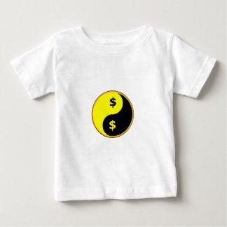 Ancap Yin Yang Baby T-Shirt