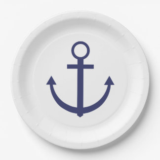 Anchor 9 Inch Paper Plate