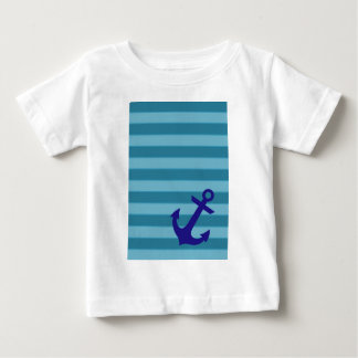 Anchor and Stripes Baby T-Shirt