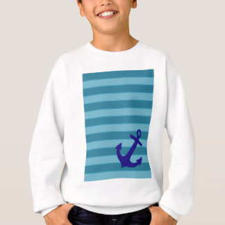 Anchor and Stripes Sweatshirt