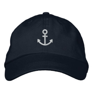 Anchor Baseball Cap