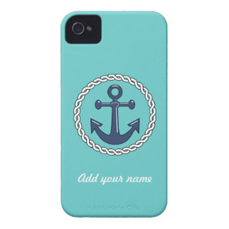 Anchor Custom iPhone 4 Case