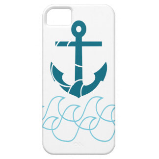 Anchor design iPhone 5 case