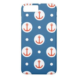 Anchor Dots iPhone 8 Plus/7 Plus Case