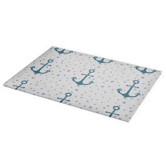Anchor Glass Chopping Board