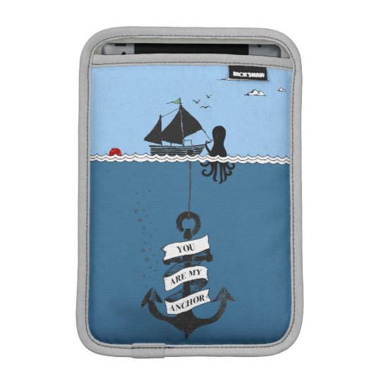 Anchor Ipad Sleeve