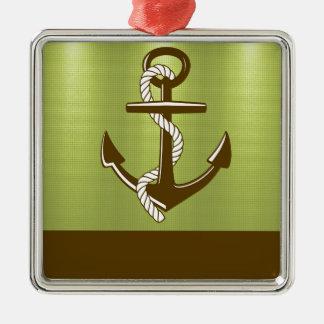 Anchor Lights Christmas Ornament