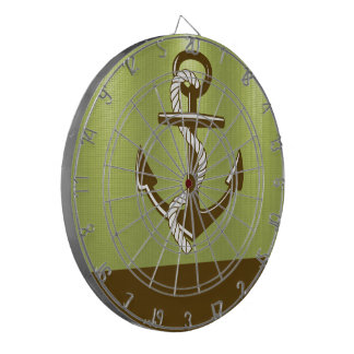 Anchor Lights Dartboard
