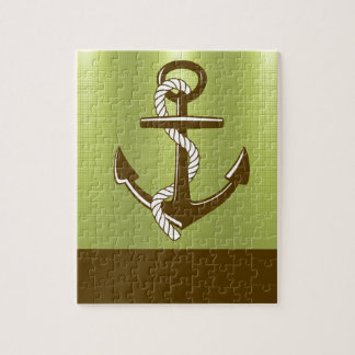 Anchor Lights Jigsaw Puzzle