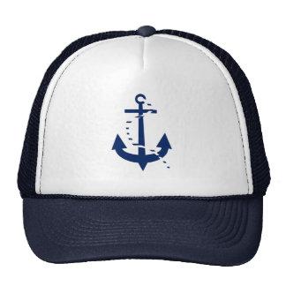 Anchor & Line Navy Cap