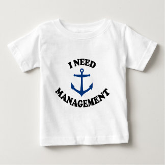 Anchor Management Baby T-Shirt