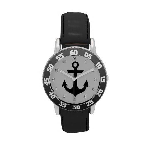 Anchor Man's Watch