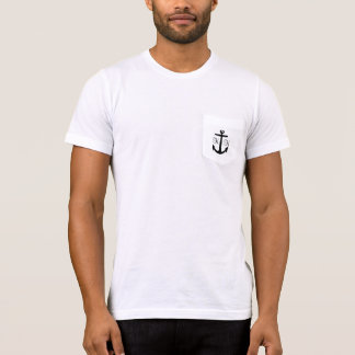 Anchor Monogram Florida Pocket Shirt