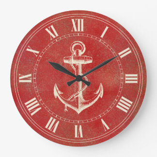 Anchor Nautical Wallclocks