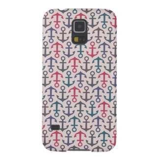 Anchor pattern case for galaxy s5