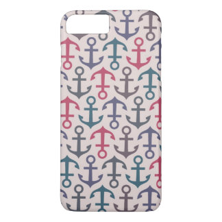 Anchor pattern iPhone 8 plus/7 plus case