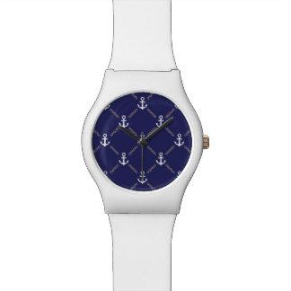 Anchor pattern watch