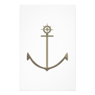 Anchor Personalised Stationery