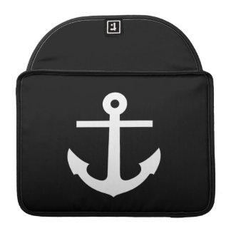 Anchor Pictogram MacBook Pro Sleeve