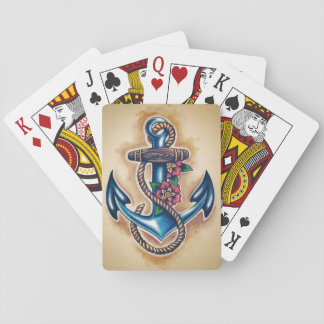 Anchor Playing Cards