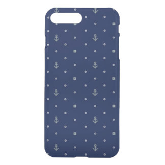 Anchor Polka Dots Pattern iPhone 8 Plus/7 Plus Case