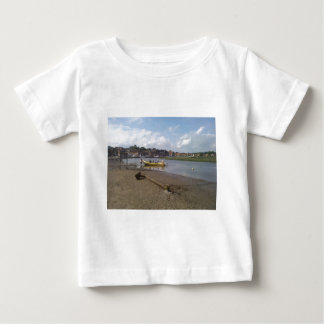 Anchor, RIB at rest Blakeney, Norfolk Baby T-Shirt