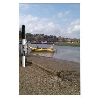 Anchor, RIB at rest Blakeney, Norfolk Dry Erase Boards