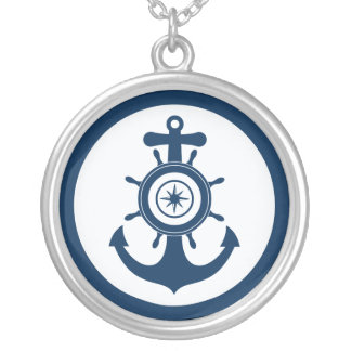 Anchor Sailor necklace