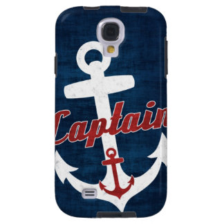 Anchor Samsung Galaxy S4 case nautical Captain