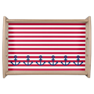 Anchor Serving Tray