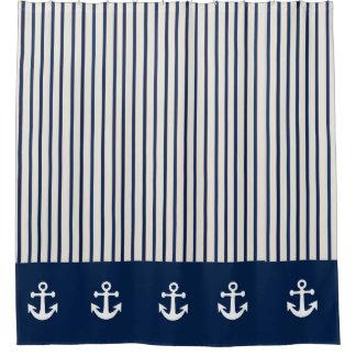 Anchor. Shower Curtain