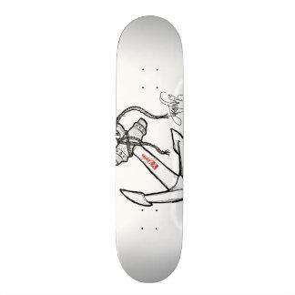 Anchor Sketch Skate Deck