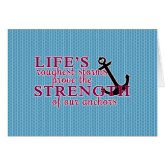 Anchor Strength Quote Card