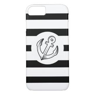 Anchor & Stripes iPhone 7 Case