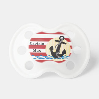 Anchor, Sun and Water Personalized Dummy